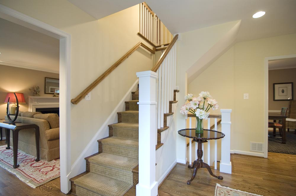 Moser Architects Renovations - Vinita Lane